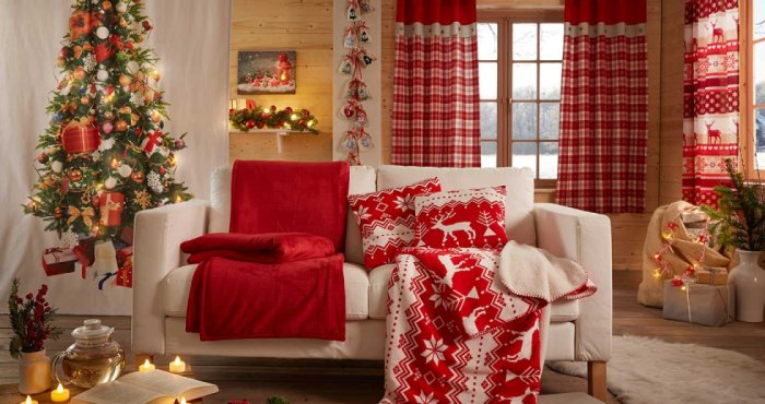 weihnachtliche dekoration bestellen bei bonprix. Black Bedroom Furniture Sets. Home Design Ideas