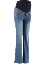 Umstandsjeans, gerades Bein, bpc bonprix collection, blue stone