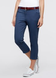 3/4-Stretchhose, bpc bonprix collection, indigo