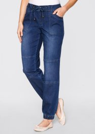 Leichte Sommer-Jeans, bpc bonprix collection, blue stone used
