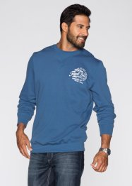 Sweatshirt Regular Fit, bpc bonprix collection, oliv