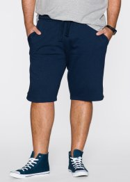 Herren Sweat-Shorts, Regular Fit, bpc bonprix collection, dunkelblau