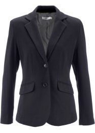Blazer, bpc bonprix collection, schwarz