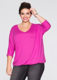 Shirt, RAINBOW, fuchsia