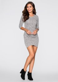 Shirtkleid, BODYFLIRT, anthrazit meliert