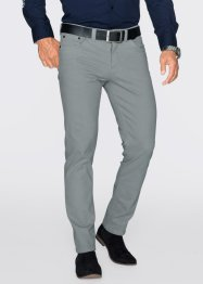 Stretchhose Slim Fit Straight, bpc selection, neutralgrau