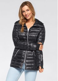 Outdoor-Steppjacke, bpc bonprix collection, mattsilber