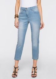7/8-Stretchjeans, bpc selection, blue bleached