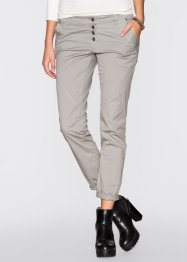 Stretch-Hose Loose-Fit, RAINBOW, grau used