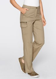 Cargo-Stretch-Hose, bpc bonprix collection, new beige