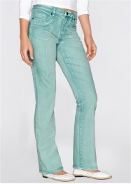 Bootcut-Stretch-Jeans, John Baner JEANSWEAR, hellpink