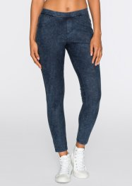 Jeansleggings, RAINBOW, blau