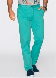 Chino Regular Fit Straight, bpc bonprix collection, ozeangrün