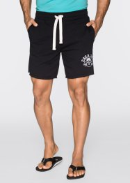 Sweatshorts, bpc bonprix collection, schwarz