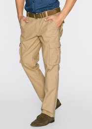 Cargo-Hose Loose Fit, bpc bonprix collection, cappuccino