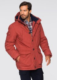 Outdoor-Jacke Regular Fit, bpc selection, rotdunkelblau