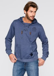 Sweatshirt Regular Fit, John Baner JEANSWEAR, blau