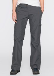 Funktions-Outdoorhose, bpc bonprix collection, schiefergrau
