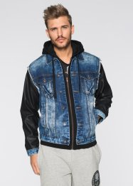 Jeansjacke Regular Fit, RAINBOW, blue stone used