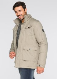 Langjacke, leicht wattiert Regular Fit, bpc bonprix collection, sand