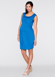 Stillkleid / Umstandskleid aus Jersey, bpc bonprix collection, meeresblau