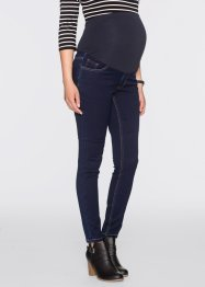 Umstandsjeans, super-Stretch, Skinny, bpc bonprix collection, dark denim