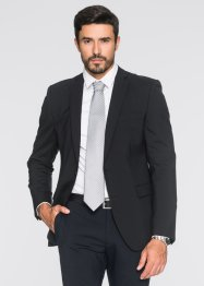 Sakko m. Schurwolle Slim Fit, bpc selection, schwarz