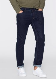 Stretch-5-Pocket-Jeans Slim Fit Straight, RAINBOW, dunkelblau