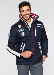 Outdoor-Jacke, bpc selection, blau