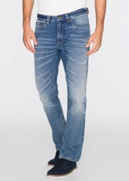 Jeans Regular Fit Straight, John Baner JEANSWEAR, blue bleached