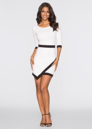 Kleid, BODYFLIRT boutique, white