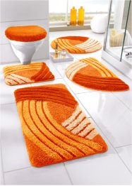 "Badematte ""Finja"", bpc living, orange"