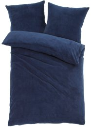 "Bettwäsche ""Cashmere Touch"", bpc living, blau"