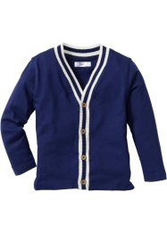 Shirtjacke, bpc bonprix collection, mitternachtsblau