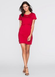 Shirtkleid, BODYFLIRT, rot