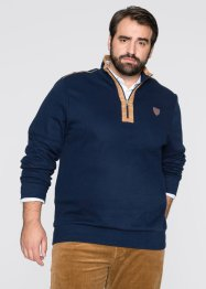 Sweatshirt Regular Fit, bpc selection, dunkelblau