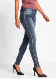 Stretchjeans, BODYFLIRT, dark blue stone used