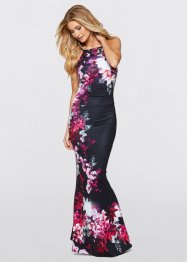 Maxikleid, BODYFLIRT boutique, schwarz multi