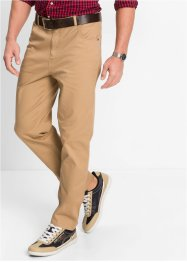 Stretch-Hose Classic Fit Straight, bpc bonprix collection, mattcamel