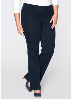 "Stretchjeans, ""bootcut"", bpc bonprix collection, dark denim"
