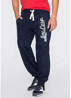 Sweat-Hose, bpc bonprix collection, grau meliert