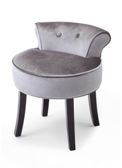 "Hocker ""Sally"", bpc living, grau"
