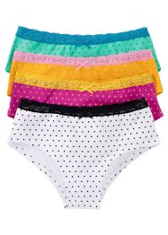 Panty (4er-Pack) (bpc bonprix collection)