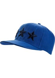 Cap Sterne, bpc bonprix collection, blau/dunkelblau