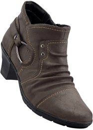 Stiefelette, bpc selection, taupe