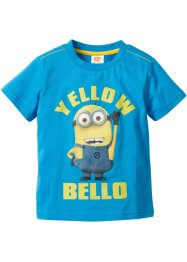 """MINIONS"" T-Shirt, Despicable Me 2, aqua Munious"