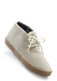 Lederboot, bpc selection, beige