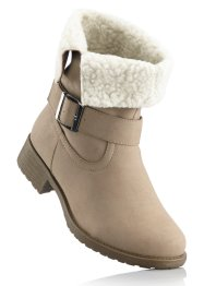 Stiefelette, bpc bonprix collection, naturstein