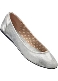 Ballerina, bpc bonprix collection, silber metallic
