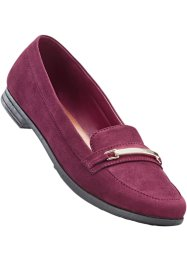 Slipper, BODYFLIRT, aubergine